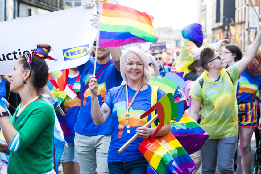 Glasgow Pride