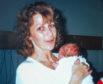 Jean Hanlon with granddaughter Rebecca.