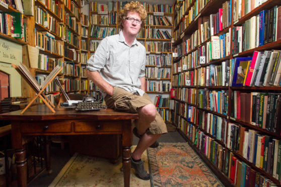 Shaun Bythell runs The Bookshop in Wigtown.