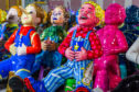 Oor Wullie's BIG Bucket Trail statues will go to auction this week to raise money for Scotland's children's hospital charities.