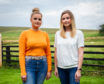 Sisters Shona (L) age 24 and Kirsty (R), age 29,  Young who both have Cystic Fibrosis, but only Kirsty is able to access the breakthrough drug, Symkevi, because of her lung function level.