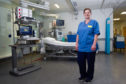 Shona McKie, who works in intensive care