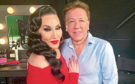 Sunday Post Columnist Ross King with Michelle Visage
