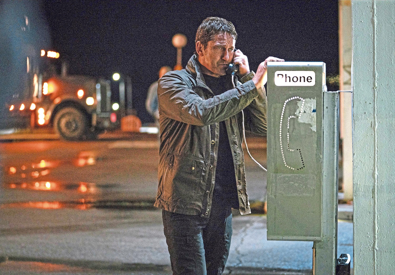 Gerard Butler in Angel Has Fallen