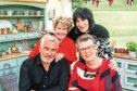 Paul, Sandi, Noel and Prue