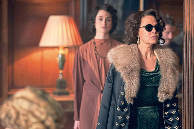 Peaky Blinders: Helen McCrory on playing Aunt Polly as ...