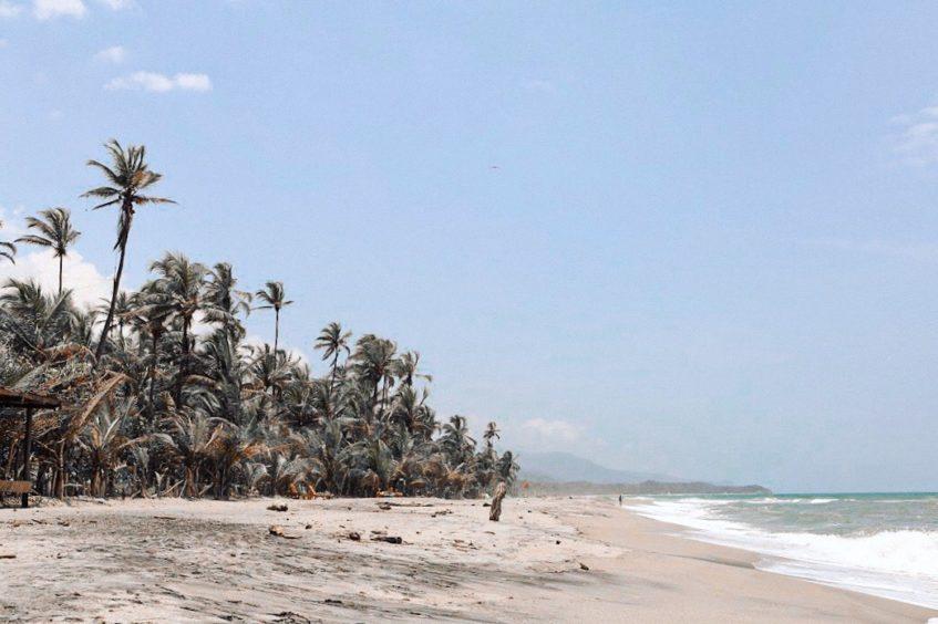Costeno Beach, in Colombia's Caribbean Coast.