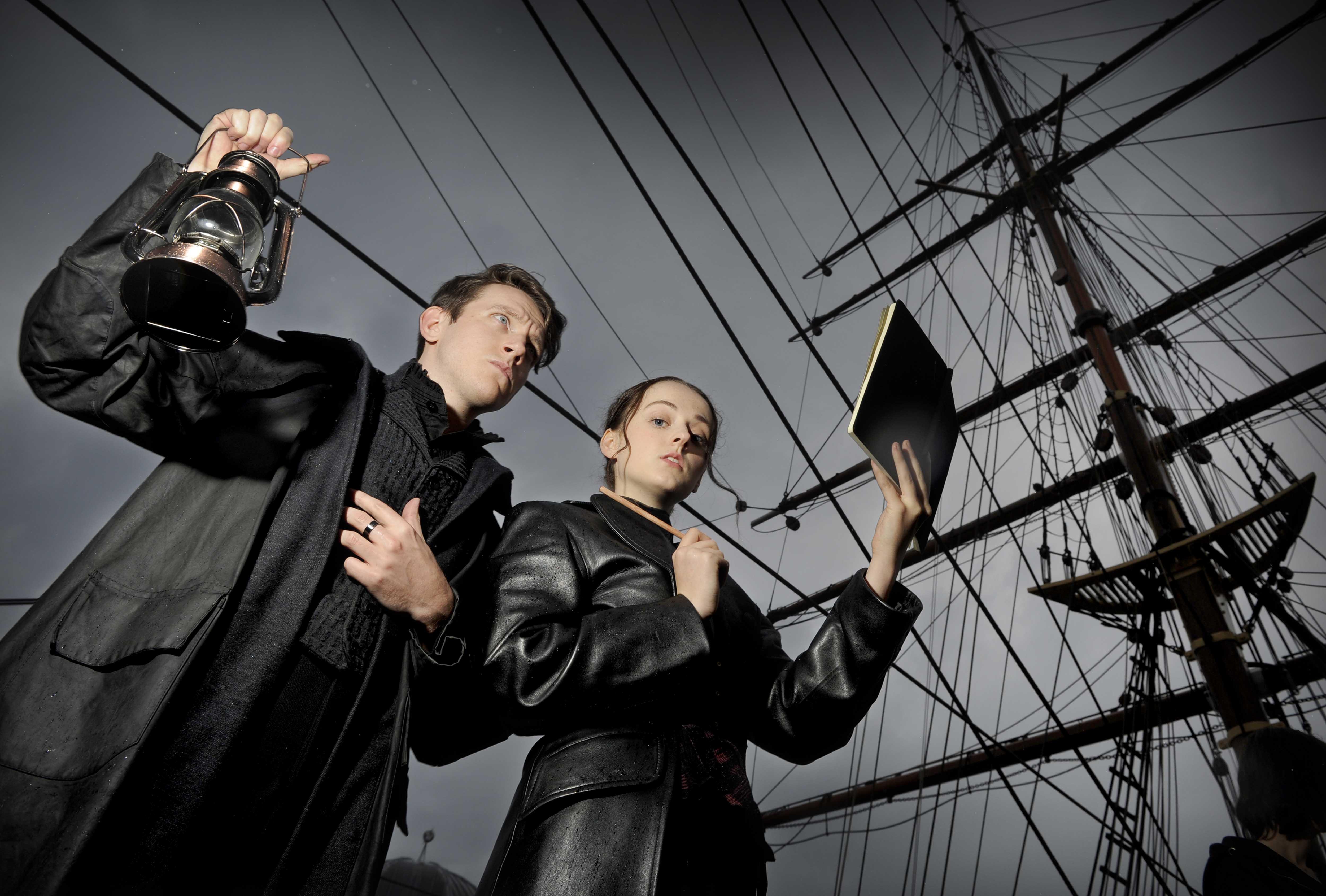 Frankenstein Theatre Show Commemorates Mary Shelley's Birthday.