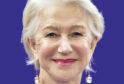 Helen Mirren is a big fan of the micro blading trend