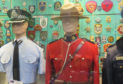 Glasgow Police Museum reveals the many firsts for the city's force, along with Europe's largest collection of foreign police uniforms