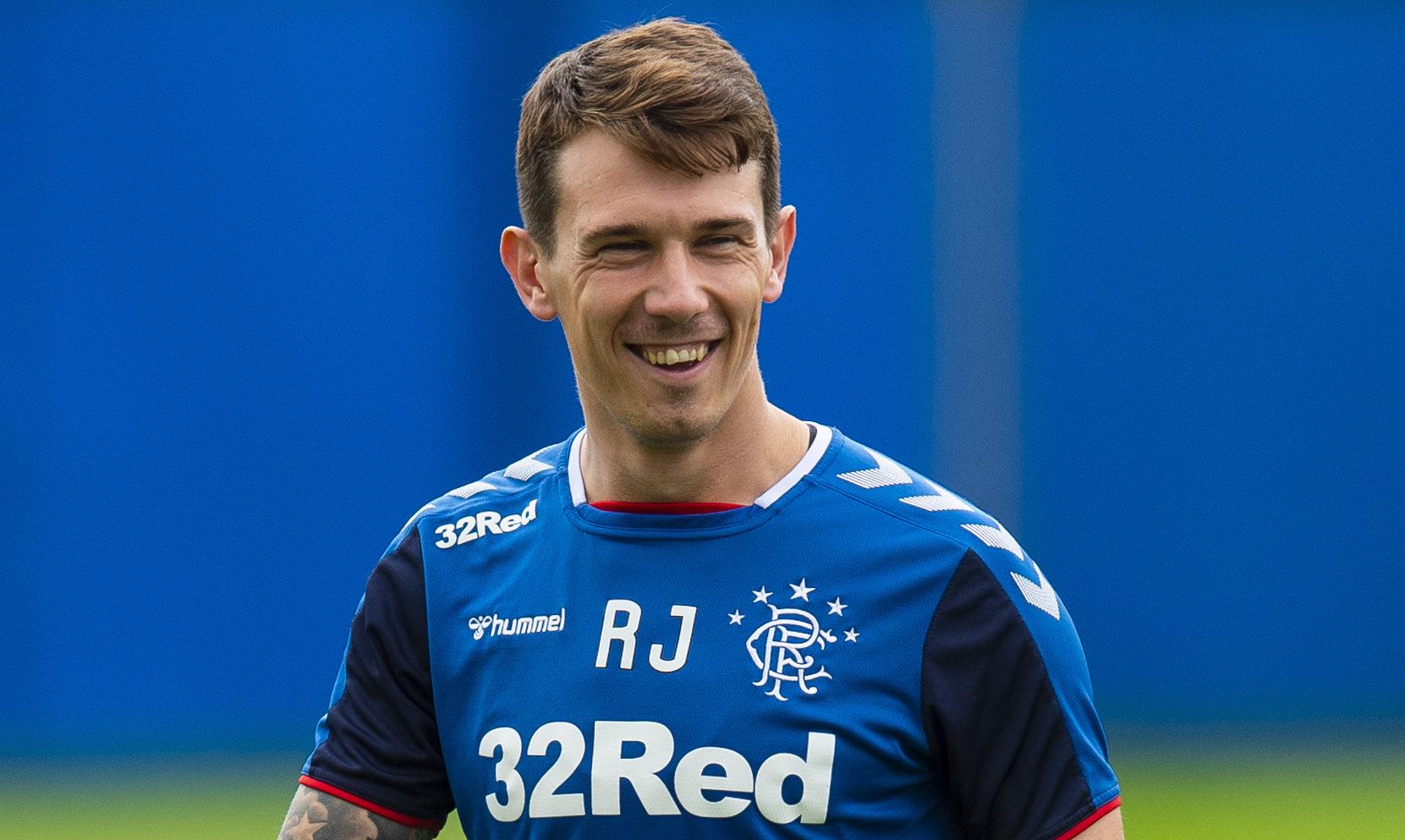Rangers' Ryan Jack