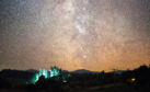 Galloway Forest Park is among the best places to gaze at the stars and the Milky Way