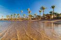 An Egyptian resort