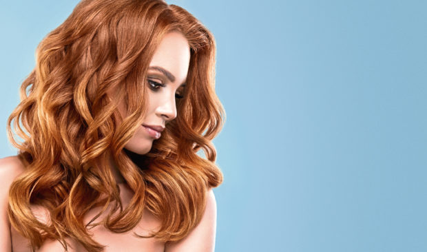 Skincare and haircare go hand in hand for stunning, flowing locks
