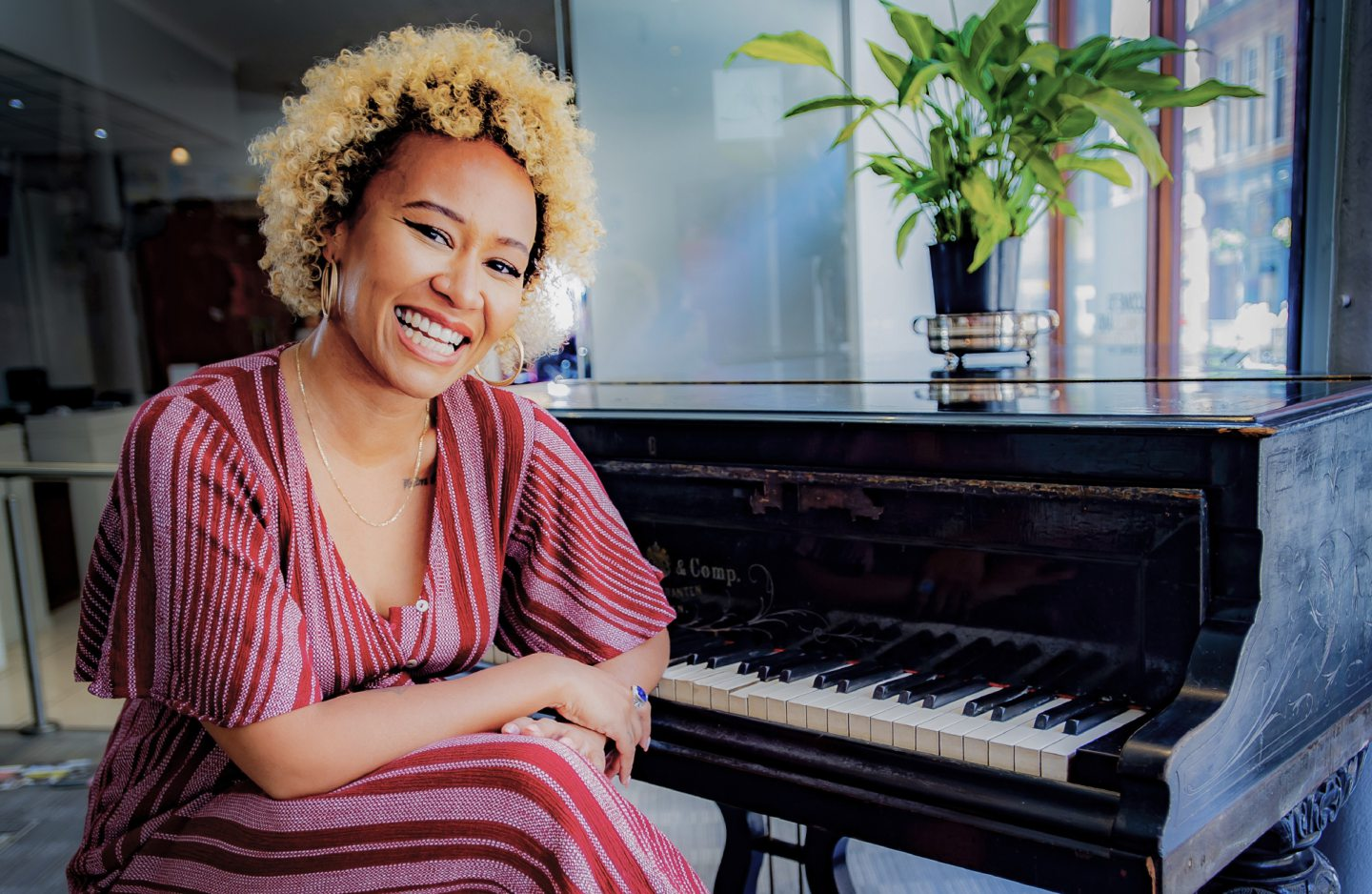 Emeli Sande is among the artists to have helped Nordoff Robbins