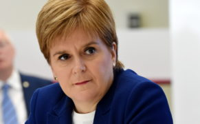 Nicola Sturgeon 'will not challenge Westminster's refusal to sanction another independence referendum in court'