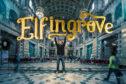 Elfingrove creator Oli Norman