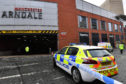 Police surround Arndale shopping centre