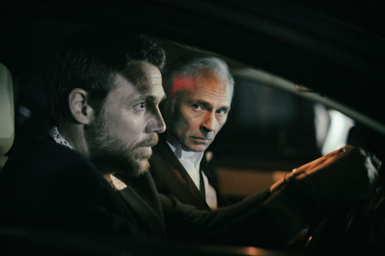 Mark and Jamie in Guilt