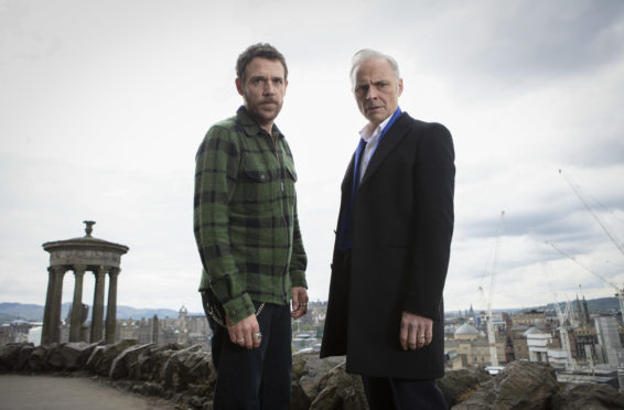 Jamie Sives and Mark Bonnar starring in Guilt