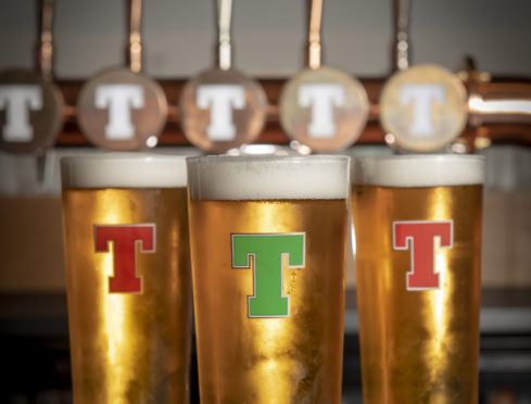 The Scottish brewery has announced plans to invest £14 million on eco-friendly initiatives.