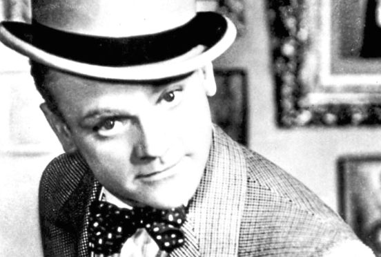 James Cagney in Yankee Doodle Dandy, 1942