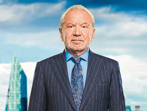 Lord Alan Sugar.