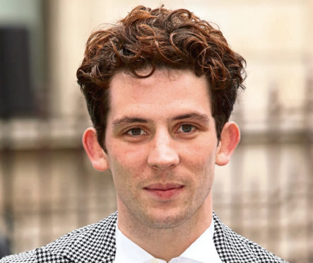 Josh O'Connor will play Prince Charles in the new series of The Crown.