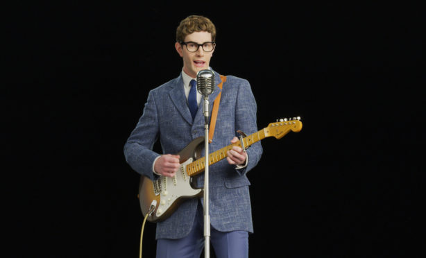 Buddy Holly hologram