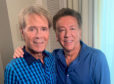 Ross King and Cliff Richard have been pals for nearly 30 years.