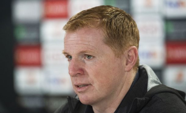 Celtic manager Neil Lennon