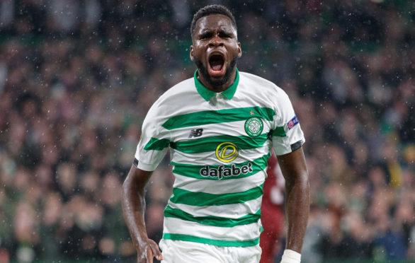 Celtic's Odsonne Edouard