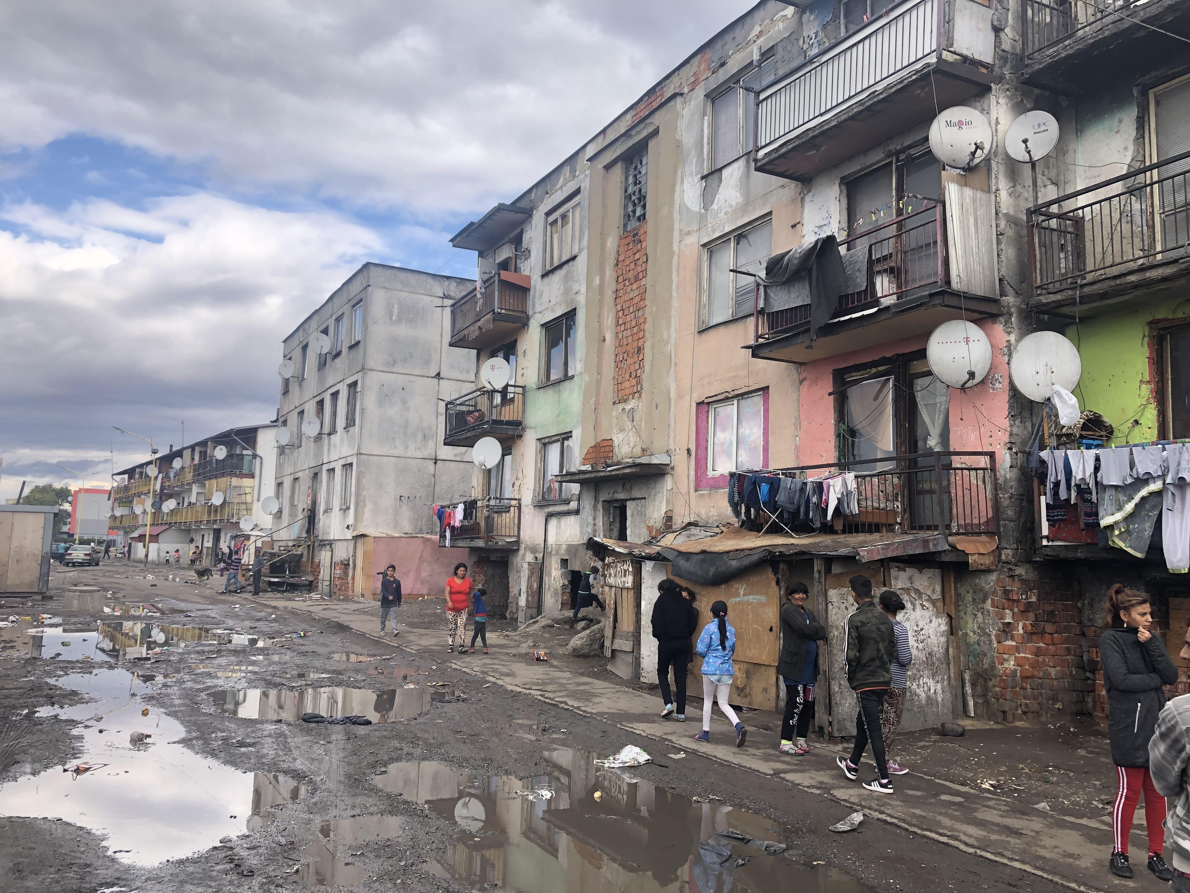 Trebisov, Slovakia, where the victim lived