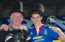 John Hughes and Ryan Christie enjoyed success together with Inverness Caley Thistle