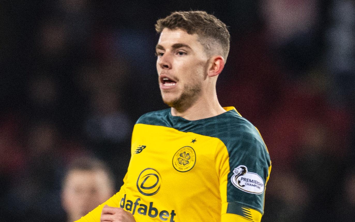 Celtic's Ryan Christie
