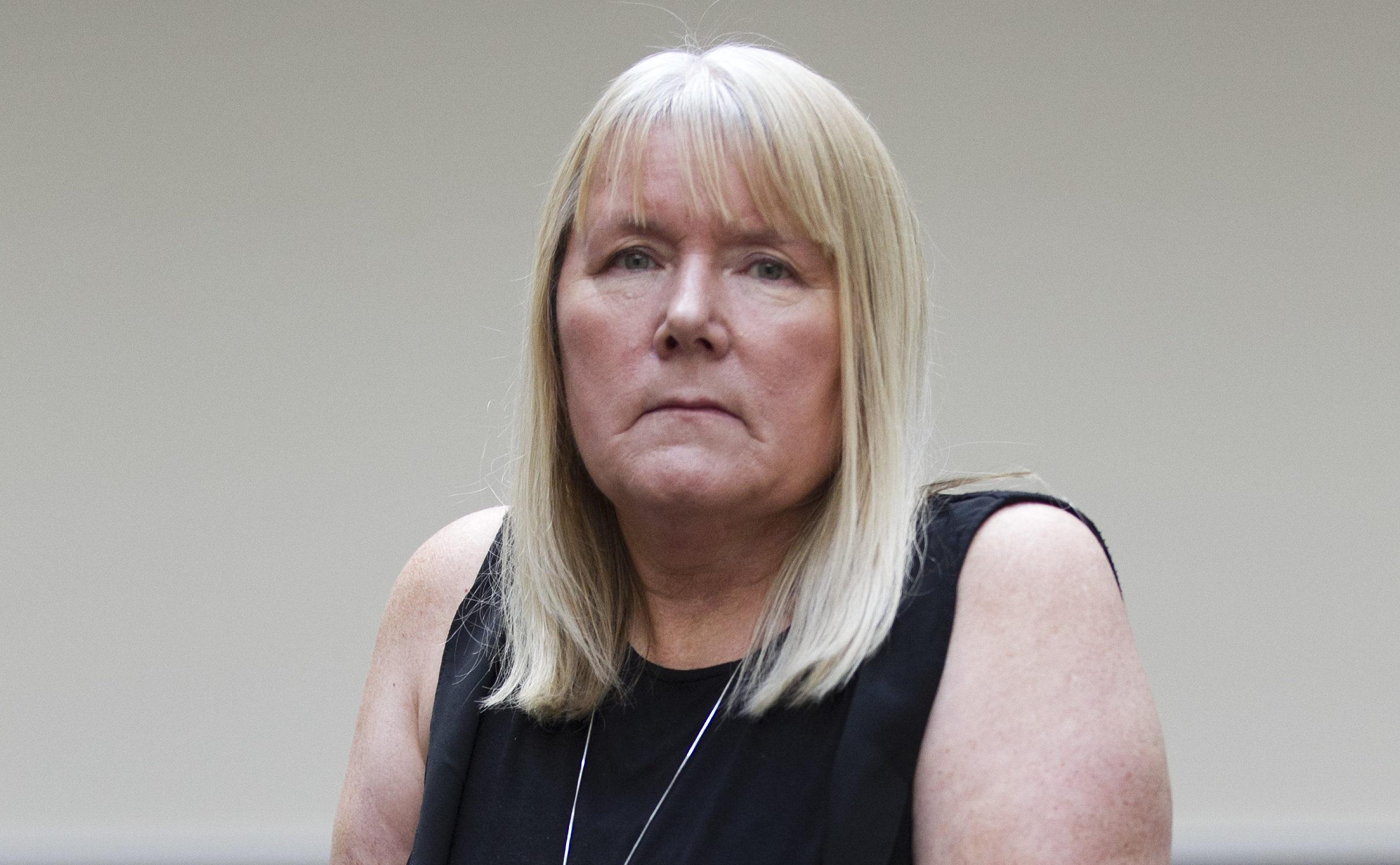 Mesh victim Olive McIlroy.