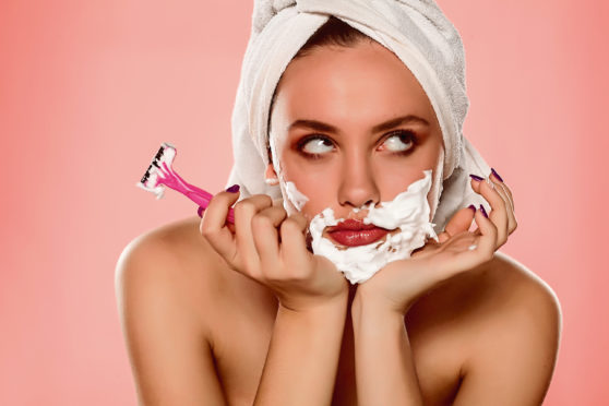 Shaving can be such a chore