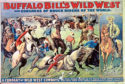 1899:  American guide, army scout and showman William Frederick Cody (1846 - 1917), nicknamed Buffalo Bill, plays the part of himself in a melodrama by novelist Ned Buntline.