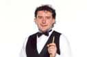 Snooker player Jimmy White