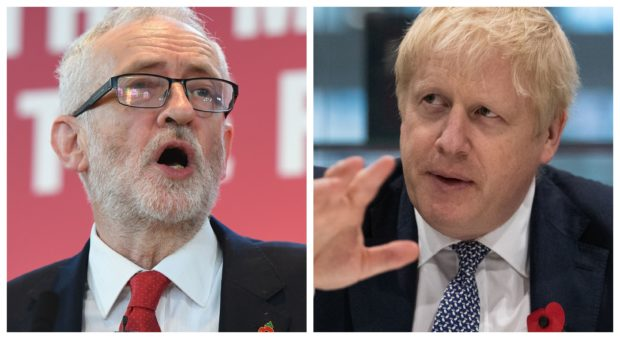 Jeremy Corbyn and Boris Johnson will face each other in a live TV debate