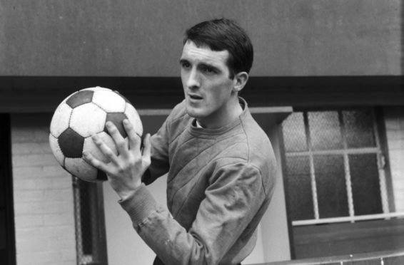 Bobby Russell displays a safe pair of hands
