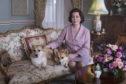 Olivia Colman as Queen Elizabeth II in season 3 of The Crown.