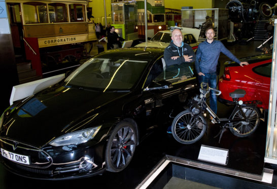 The latest Riverside Museum display