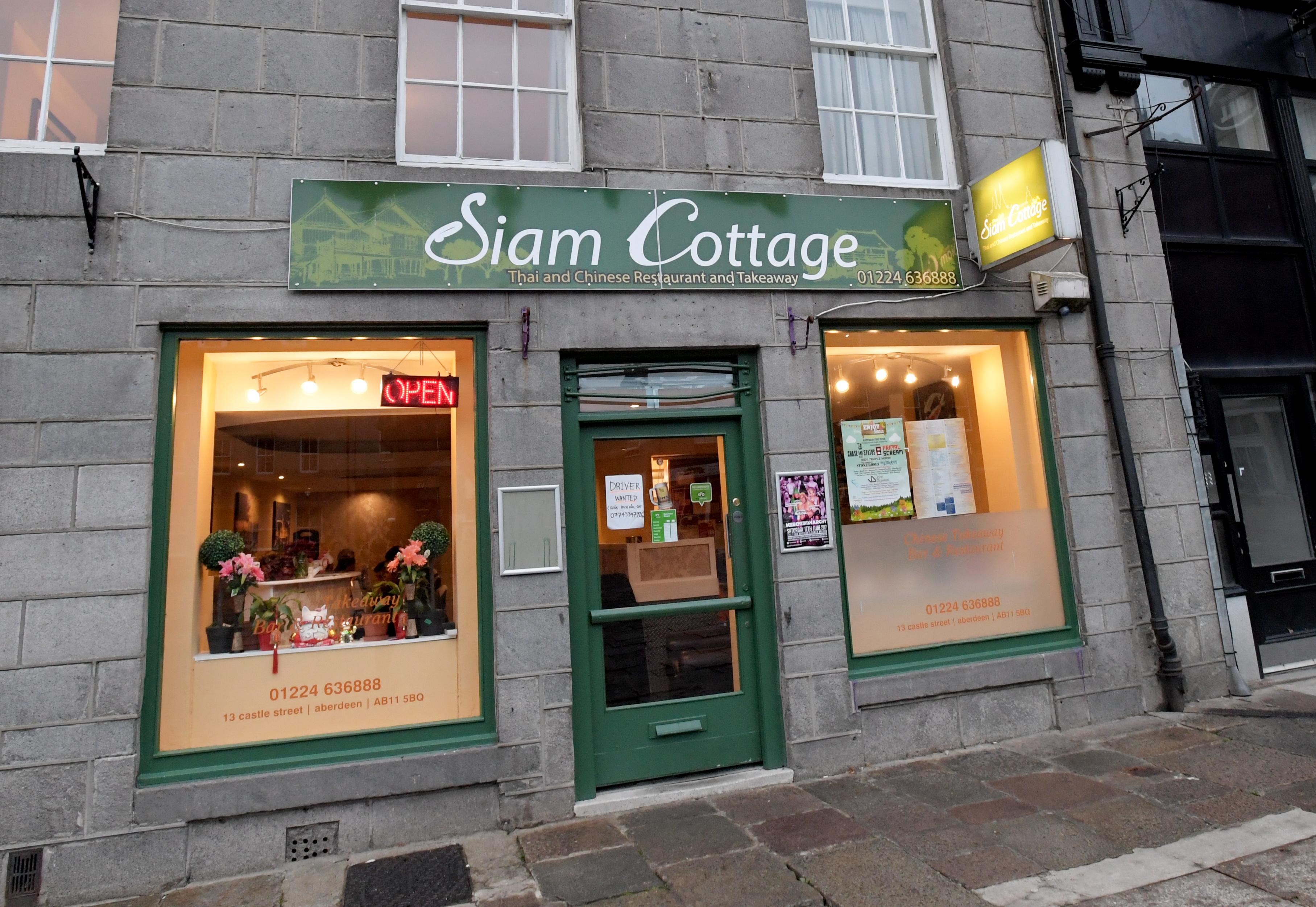 Siam Cottage, Castlegate