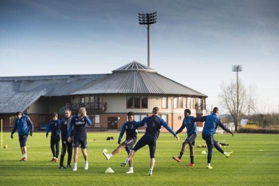 Rangers' Hummel Training Centre