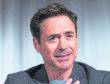 Robert Downey Junior.