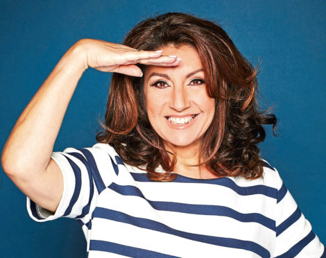 Cruising with Jane McDonald returns.