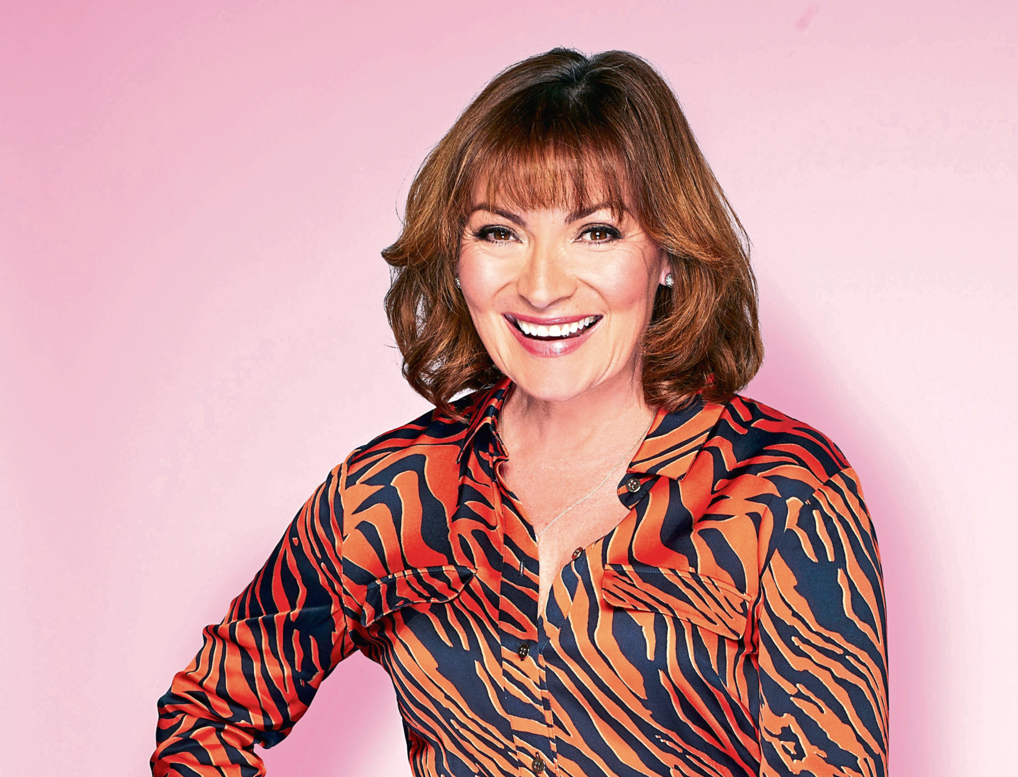 Scots presenter Lorraine Kelly will back HIV Scotland's new campaign to end the transmission of the disease by 2030.