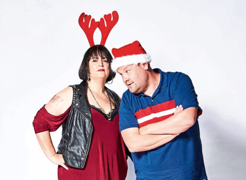 Gavin and Stacey Christmas Special 2019.