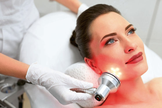 Light therapy facials boost your skin cells